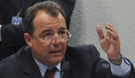 O ex-governador do Rio de Janeiro, Sérgio Cabral - Antônio Cruz/Arquivo Agência Brasil