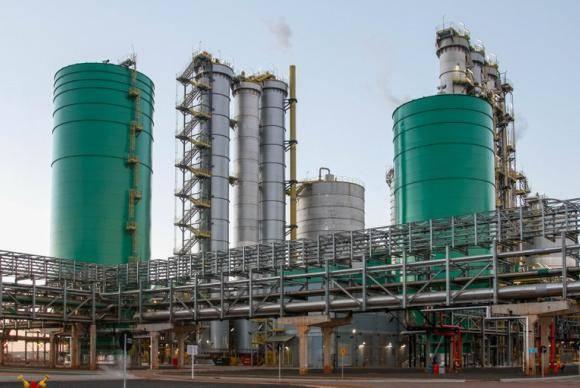 Ortigueira (PR) - O presidente interino Michel Temer participa de inauguração da nova fábrica de celulose da empresa Klabin, em Ortigueira, no interior do Paraná (Isac Nóbrega/PR)