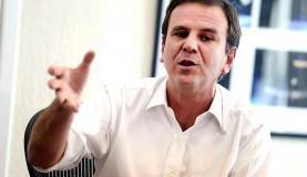 O ex-prefeito do Rio de Janeiro, Eduardo Paes