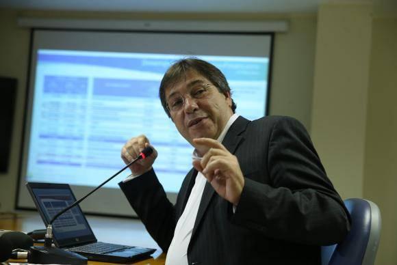 Brasília - O presidente da Eletrobras, Wilson Ferreira Junior, fala sobre os resultados da empresa em 2017 e apresenta o andamento do Plano Diretor de Negócios e Gestão 2018-2022 (Valter Campanato/Agência Brasil)