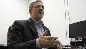 Brasília - Diretor da Agência Reguladora de Águas, Energia e Saneamento Básico do Distrito Federal, Jorge Werneck dá entrevista à Agência Brasil sobre o 8 Fórum Mundial da Água (Fabio Rodrigues Pozzebom/Agência Brasil)