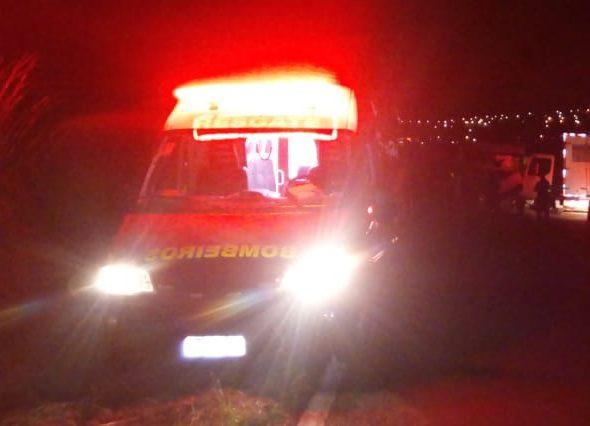 Romeiro de Monte Carmelo morre atropelado na MG-190