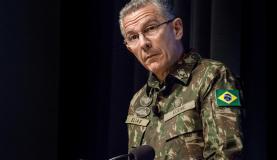 General Elias Martins, novo comandante da Monusco