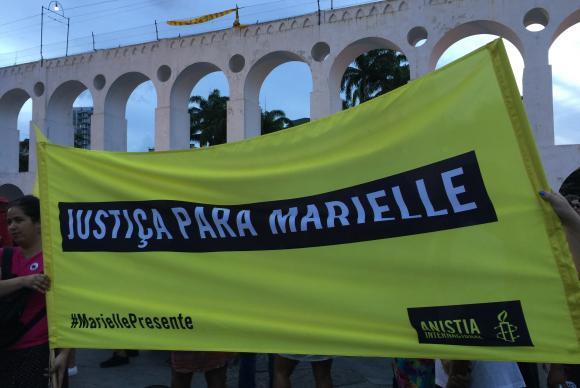 Há exatos um mês, a vereadora Marielle Franco e o motorista do carro em que ela estava foram assassinados no Rio