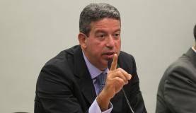 Presidente da Comissão Mista de Orçamento, deputado Arthur Lira