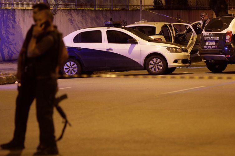 A vereadora Marielle Franco foi morta a tiros dentro de um carro no bairro do Estácio, no centro do Rio - Ricardo Moraes-Agência Reuters (Direitos Reservados)