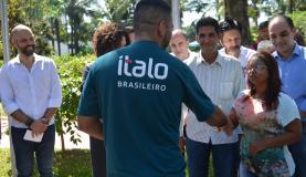 São Paulo - A prefeitura de São Paulo firmou hoje (13) parceria com o Centro Universitário Ítalo-Brasileiro para oferecer curso de português a refugiados venezuelanos (Rovena Rosa/Agência Brasil)