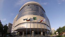 Sede do TRF4, em Porto Alegre, onde será julgado o ex-presidente Luiz Inácio Lula da Silva - Divulgação/TRF4