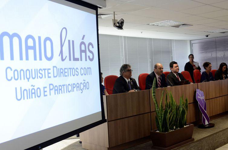 O Ministério Público do Trabalho (MPT) lança a campanha Maio Lilás, que ressalta a importância de discutir a liberdade sindical e a participação dos trabalhadores na atuação dos sindicatos para a promoção da defesa dos seus direitos.