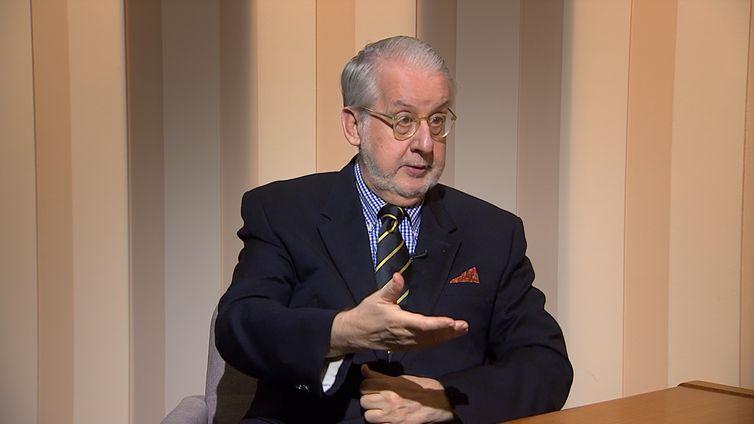 Professor fala sobre armas químicas na Síria