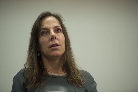 Deputada Mara Gabrilli durante o 4º Seminário de Doenças Raras, na Câmara dos Deputados (Marcelo Camargo/Agência Brasil)