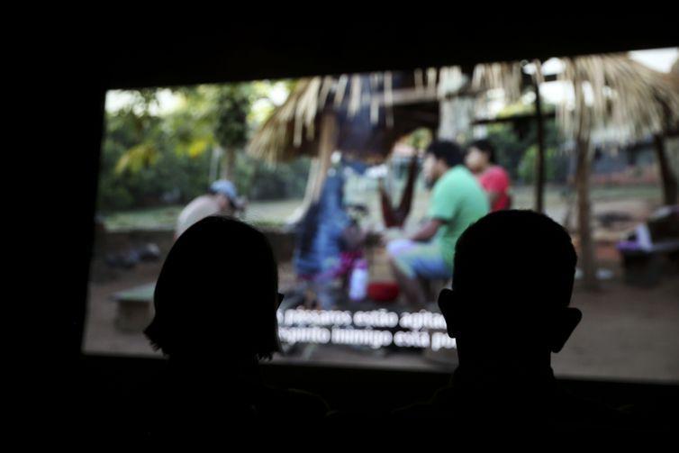 Abertura oficial do 20º Festival Internacional de Cinema e Vídeo Ambiental.