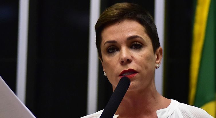Cristiane Brasil (Zeca Ribeiro/Agência Câmara)