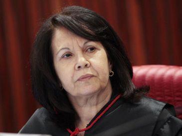 Ministra Laurita Vaz, presidente do STJ
