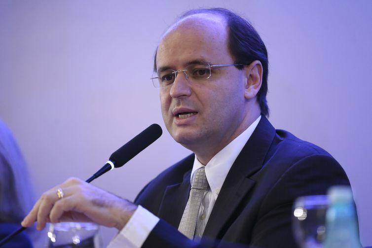 O ministro da Educação, Rossieli Soares, anuncia mudanças no Sistema de Avaliação da Educação Básica (Saeb) para 2019.