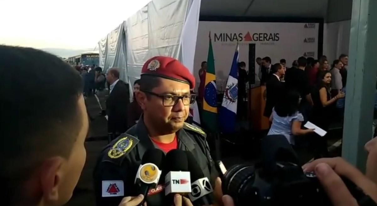 Coronel Claúdio Roberto