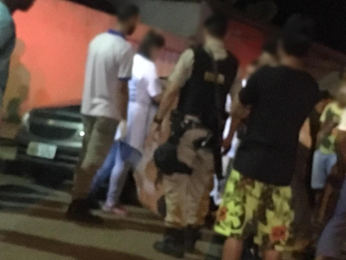 Jovem é morto a tiros em Serra do Salitre