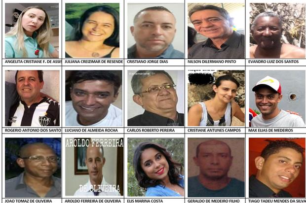 Desaparecidos - Brumadinho