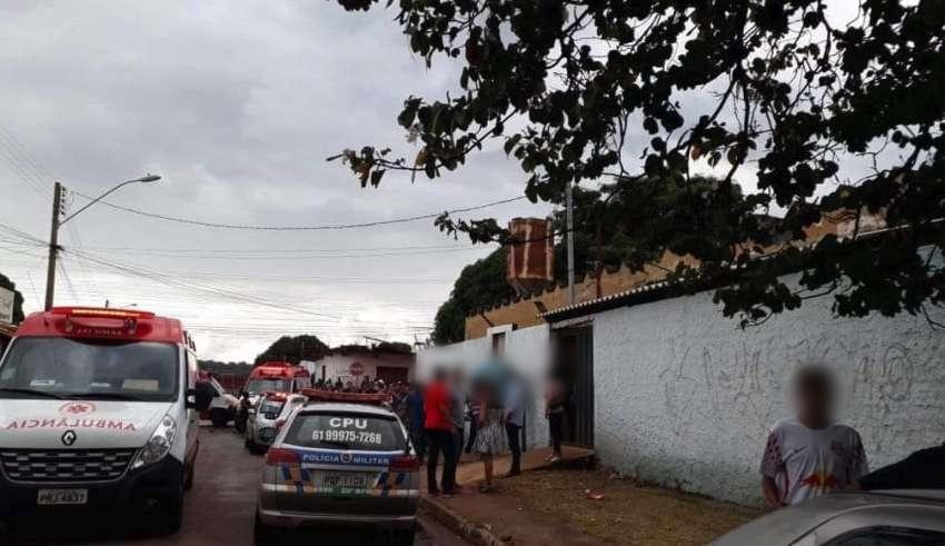 Professor é morto em escola e aluno expulso é o suspeito - o crime aconteceu em Valparaíso estado de Goiás