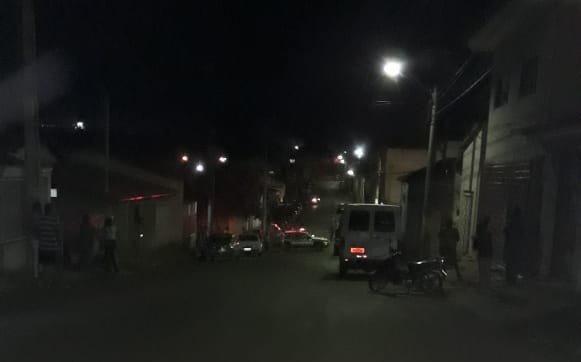 Chacina em Paracatu