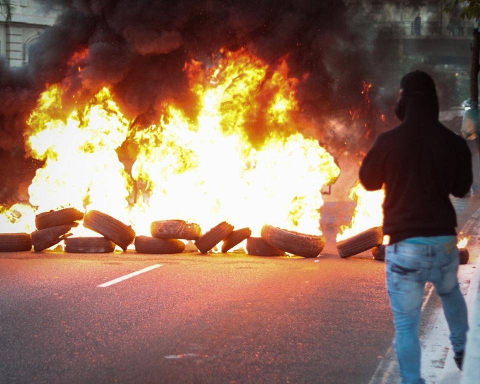 Greve Geral e Protesto contra a Previdência no Brasil
