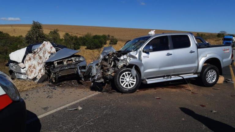 BR 262 Seis pessoas morrem em acidente nesta sexta (26)