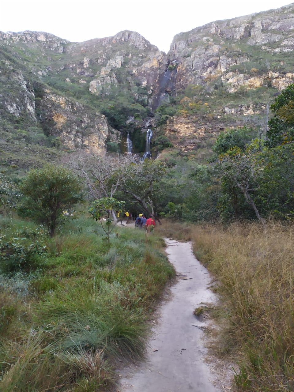 Dois jovens morrem afogados na Cachoeira do Farofa
