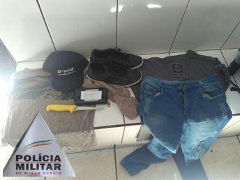 Universitárias são assaltadas e suspeito é preso em Patos de Minas