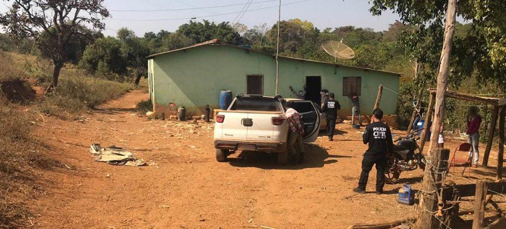 Free Boi PCMG prende suspeito de furto de gado em Rio Paranaíba