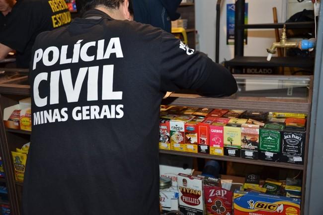 Operação investiga sonegação de mais de R$ 100 milhões no setor de cigarros de palha
