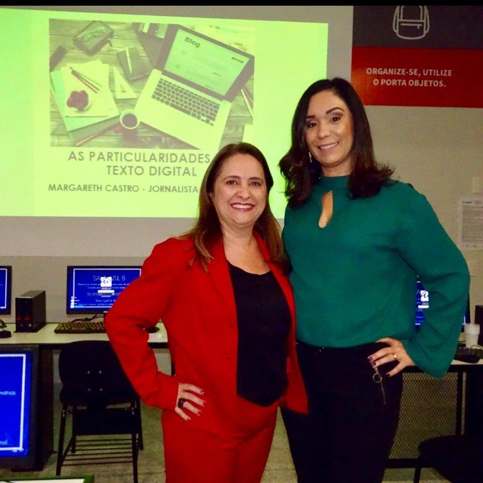UNIPAM promove oficina para alunos dos cursos de Comunicação Social