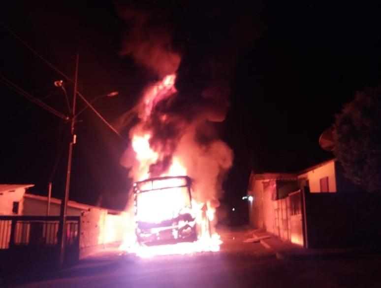 Incêndio Criminoso em São Gotardo