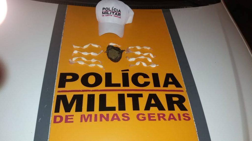Motorista é preso por tráfico e embriaguez em São Gotardo