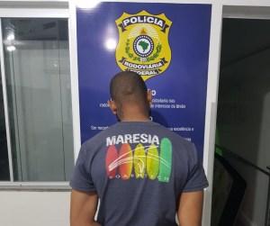 Suspeito de matar mulher é preso pela PRF em Paracatu-MG