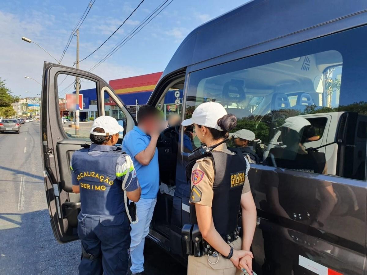 DEER faz balanço da fiscalização de transportes ilegais em MG