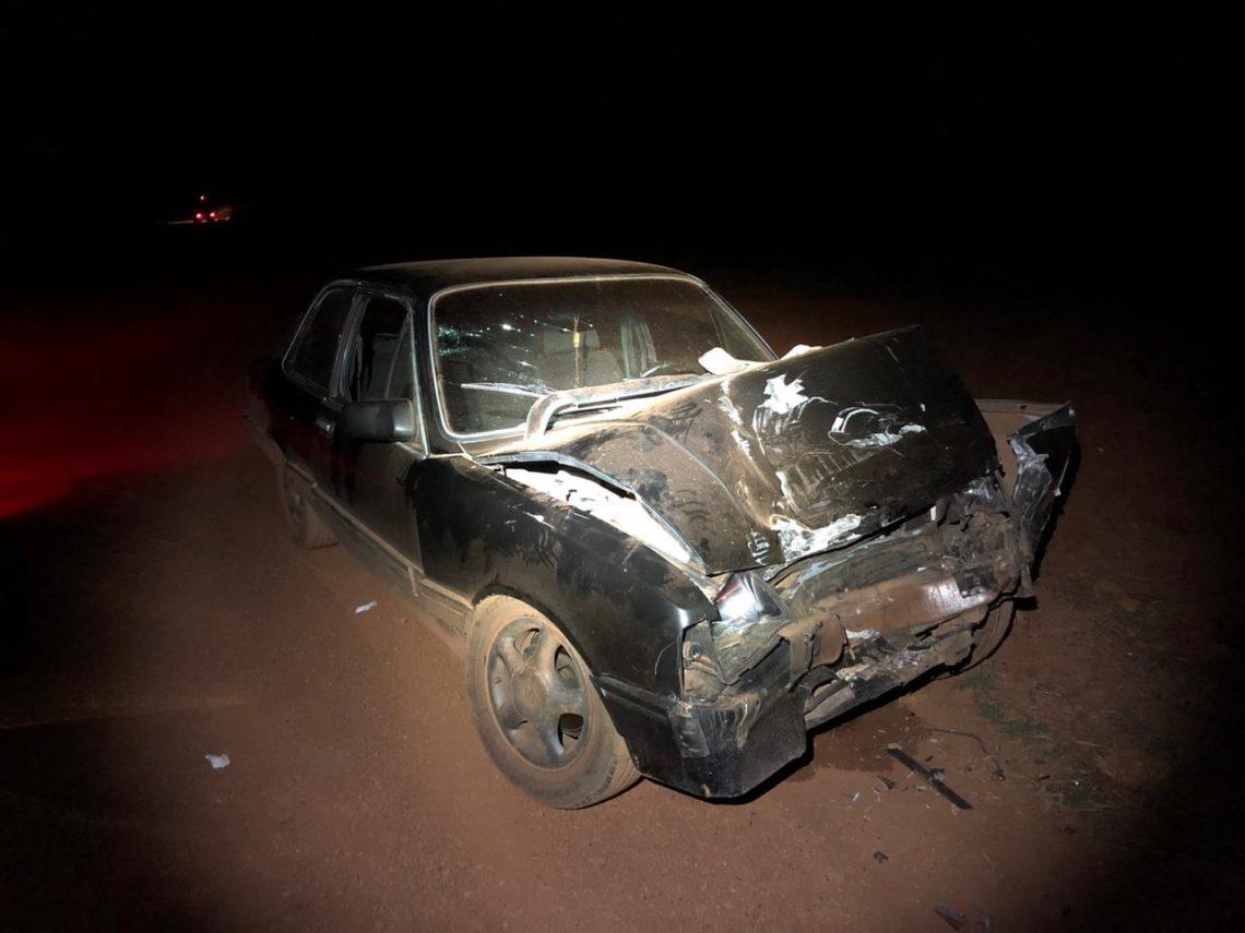 Acidente na MG-188 em Coromandel deixa duas vítimas (1)