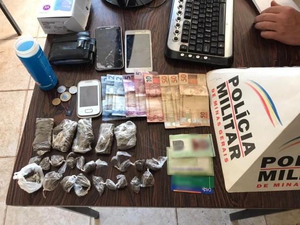 Coromandel - Operação da Polícia Civil e Polícia Militar contra o Tráfico de Drogas