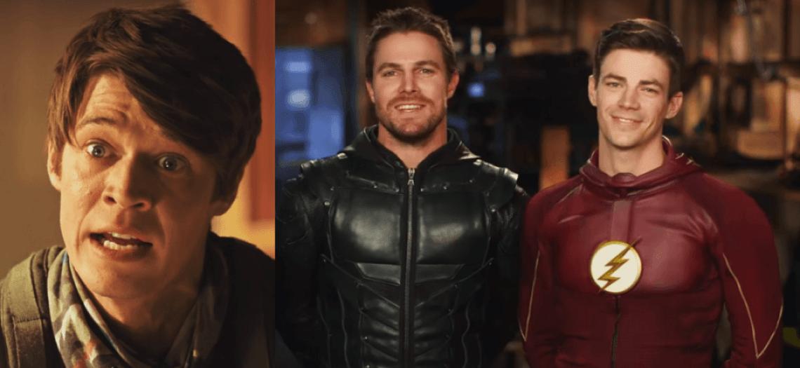 Daybreak, Arrow e Flash
