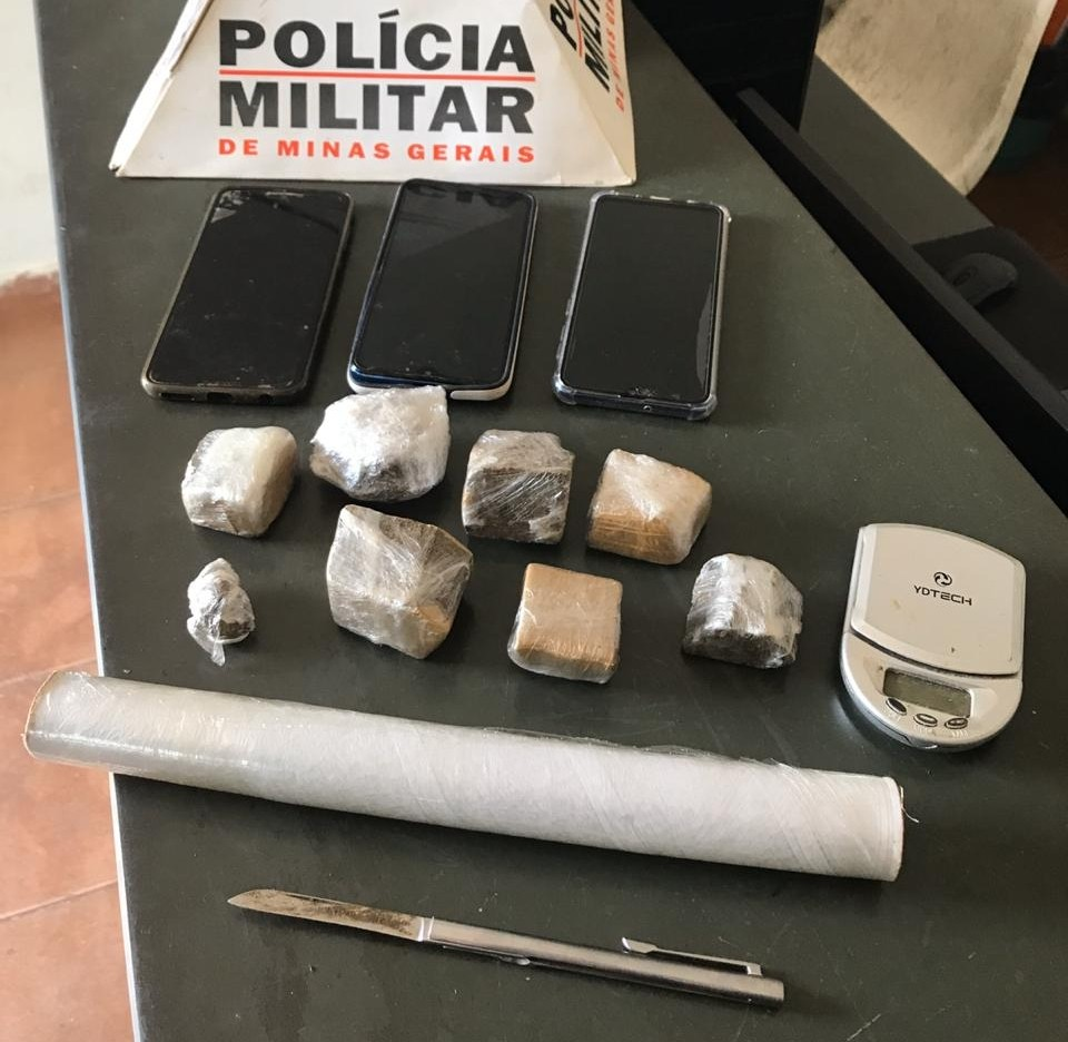 Celulares roubados em Patrocínio