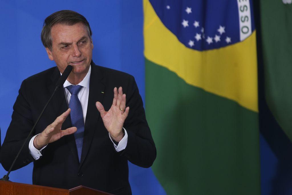 Bolsonaro Aliança pelo Brasil