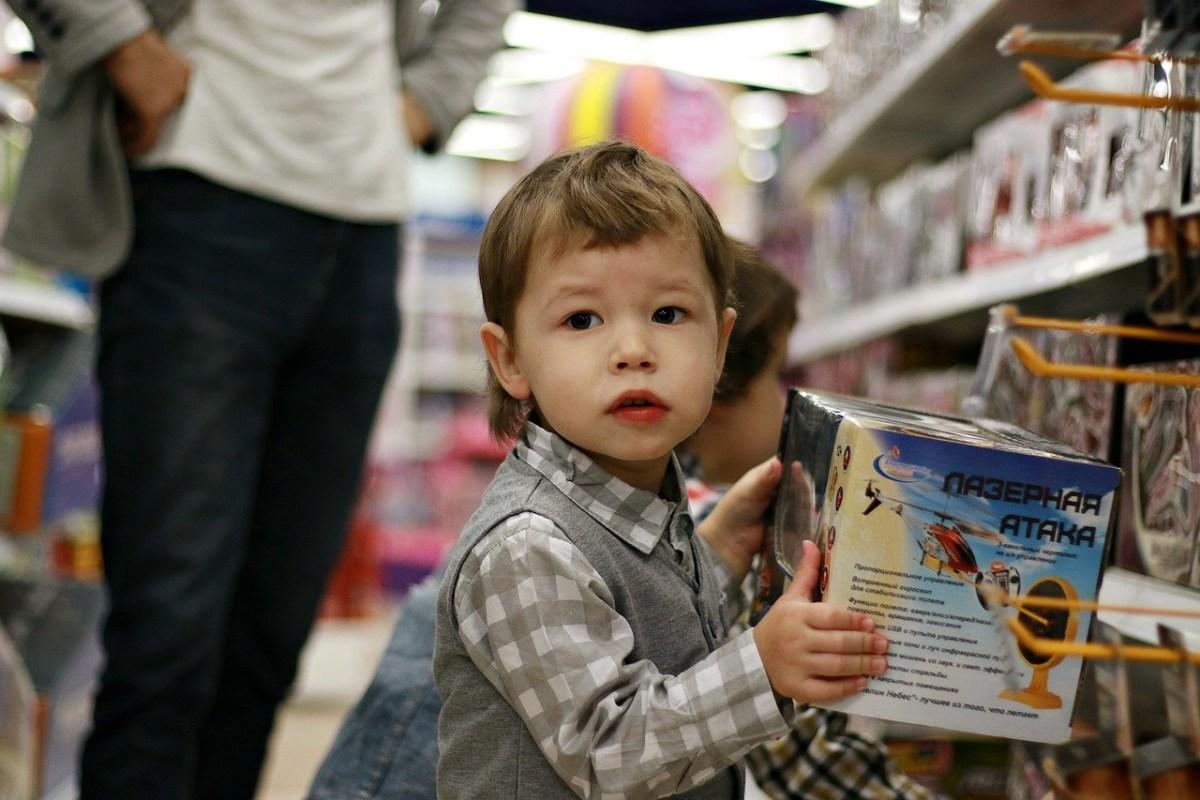 Dia das Crianças: Cuidado na hora de comprar; veja as dicas