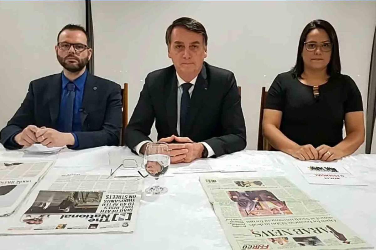 Bolsonaro Folha de São Paulo Assinaturas Governo Federal Presidente