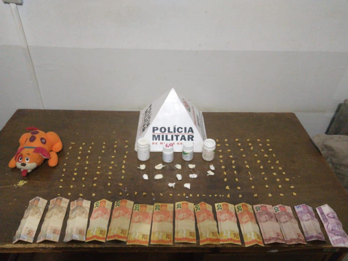 Droga é encontrada em cachorro de pelúcia em Patrocínio-MG