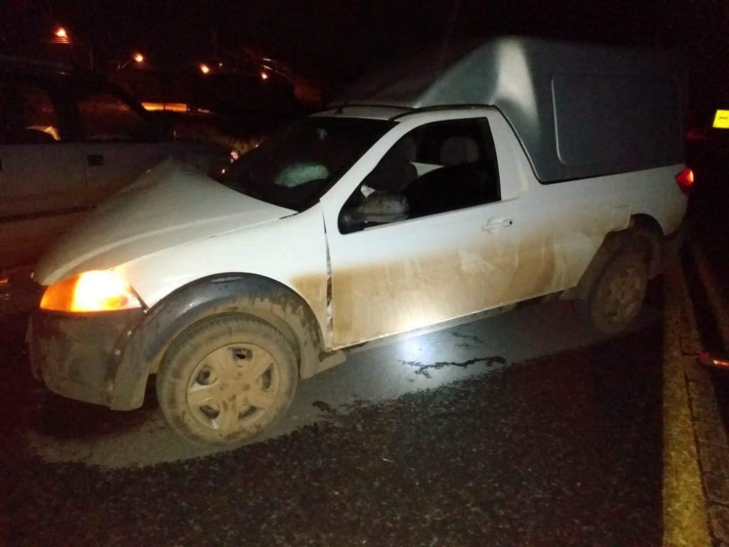 Idoso é preso por embriaguez após acidente na BR 354
