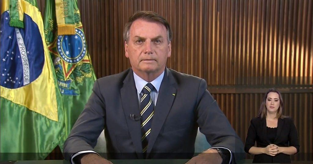 Bolsonaro coronavírus