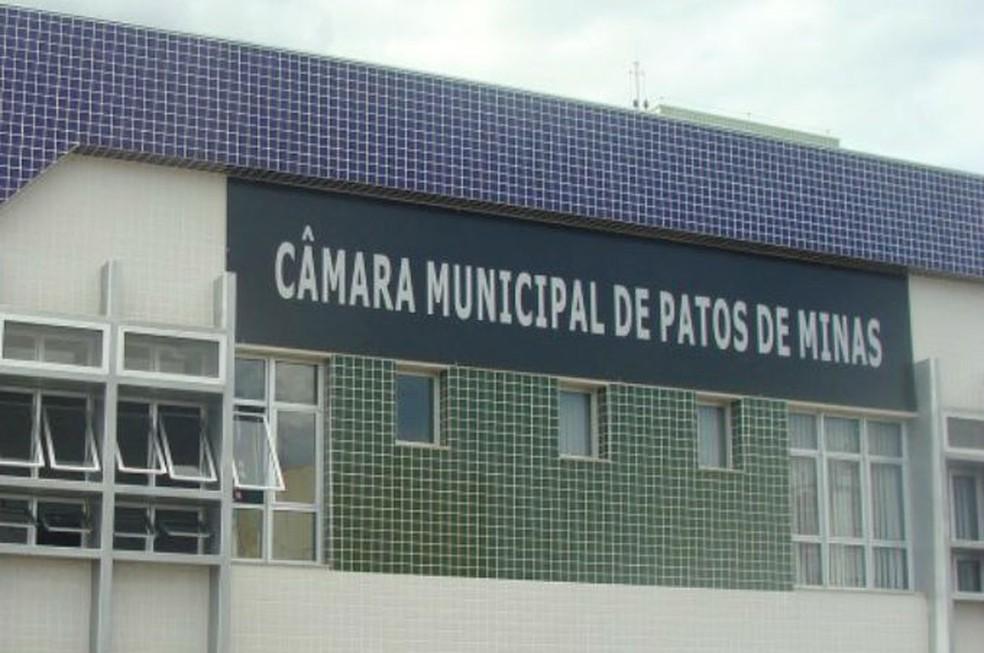 Câmara Patos de Minas