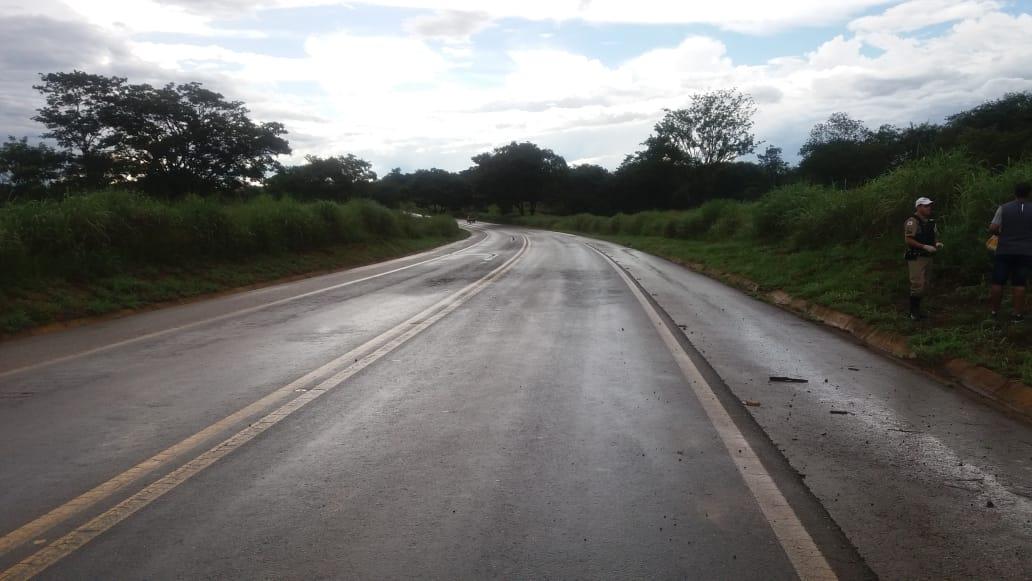 Acidente BR 354 Carmo do Paranaíba