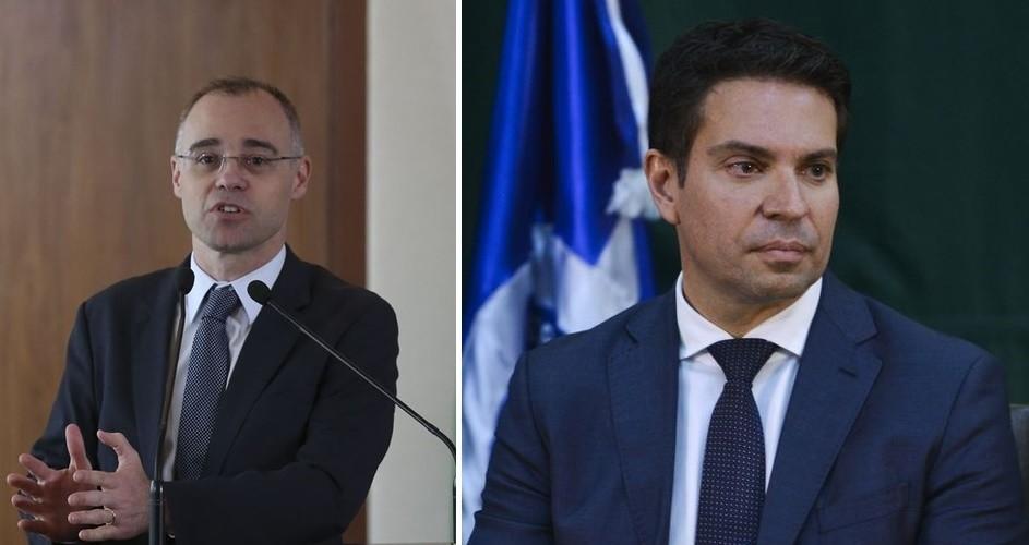 André Mendonça e Alexandre Ramagem