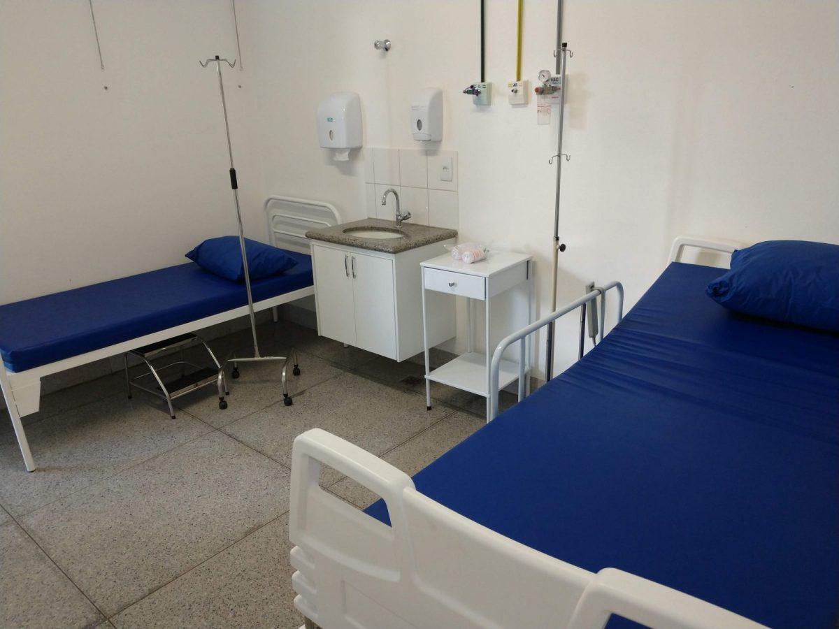 Hospital de Campanha - Patos de Minas