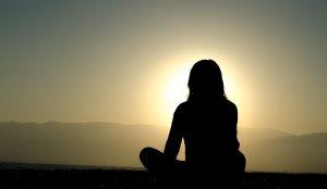 Calma Meditação